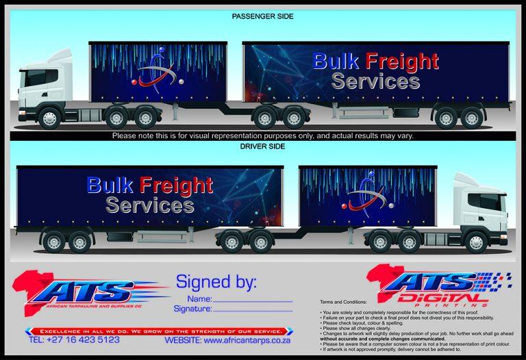 BFS Truck Mock-Up 2
