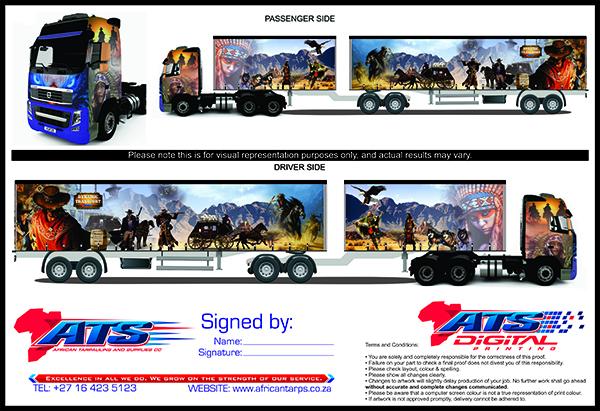 Cowboy Truck 2