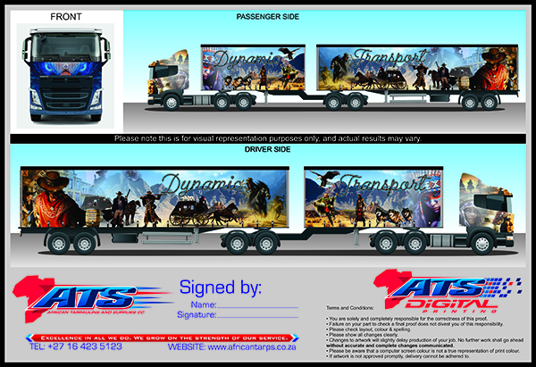 Cowboy Truck